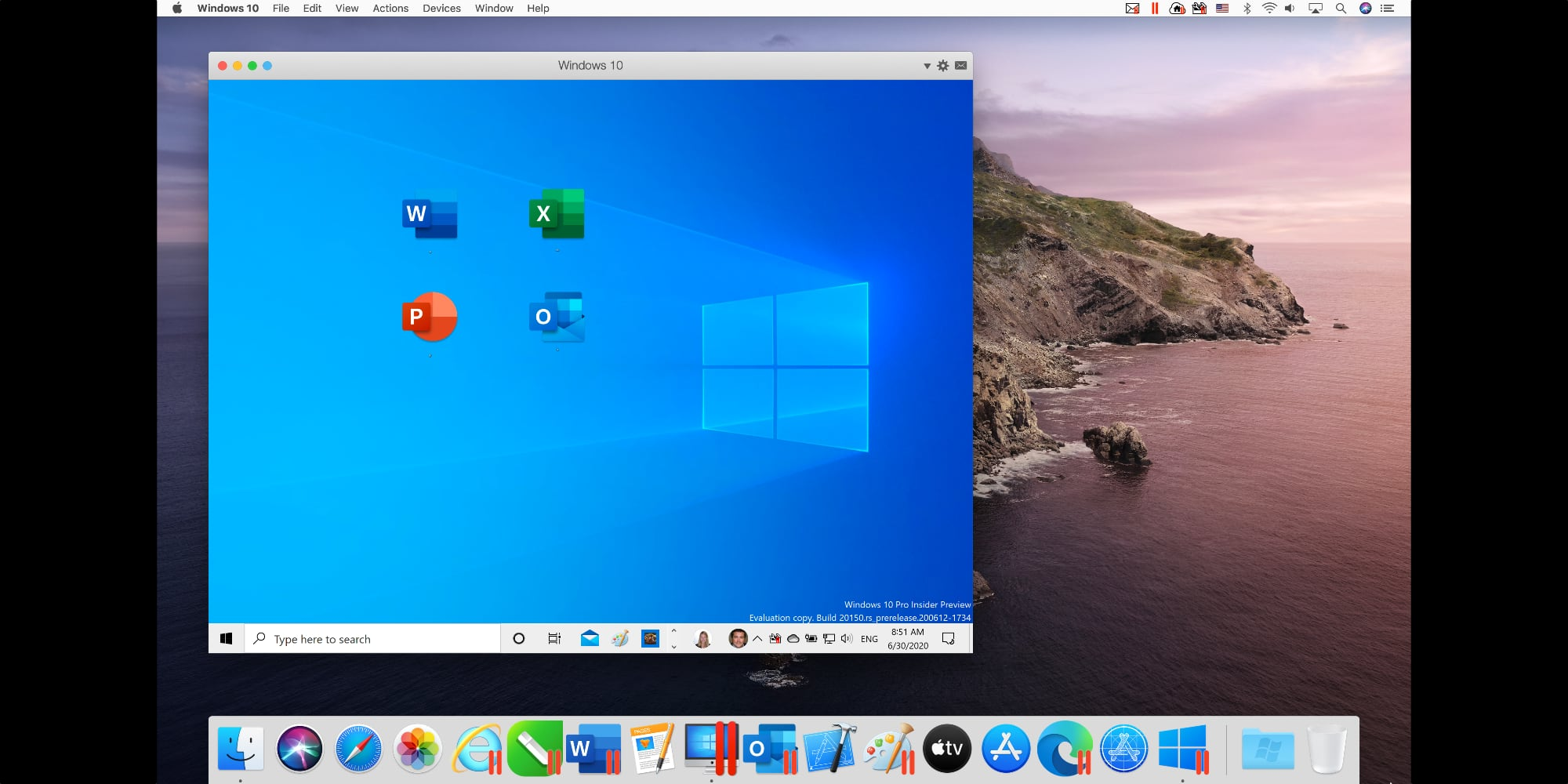 Parallels for mac windows 10 black screen after login