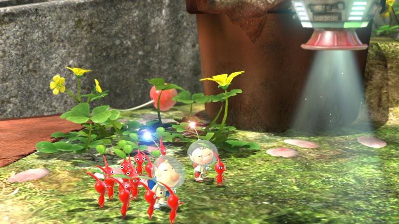 Pikmin 3 S October 30 Release Date On Switch Is Scary Venturebeat