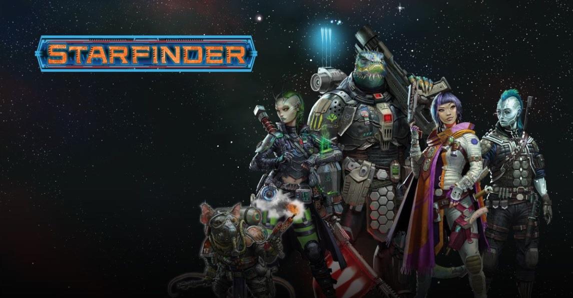 Starfinder is an interactive Alexa voice game starring Laura Bailey