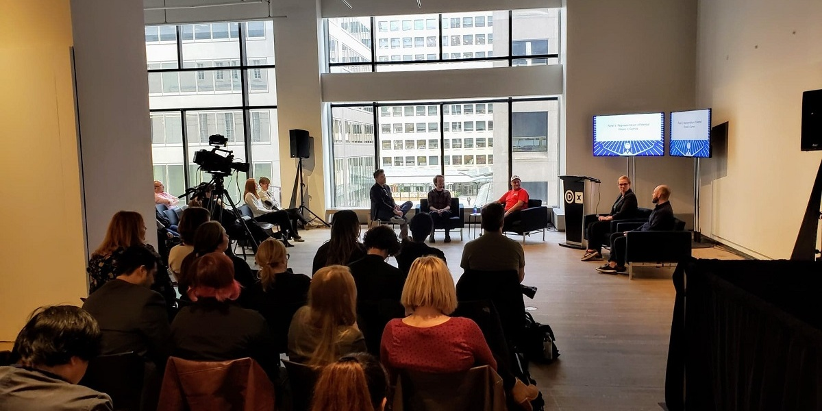 The first TIGS event on mental health awareness took place in Toronto in October 2019.