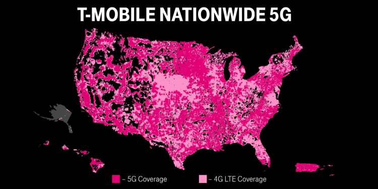 T-Mobile is moving into 5G.