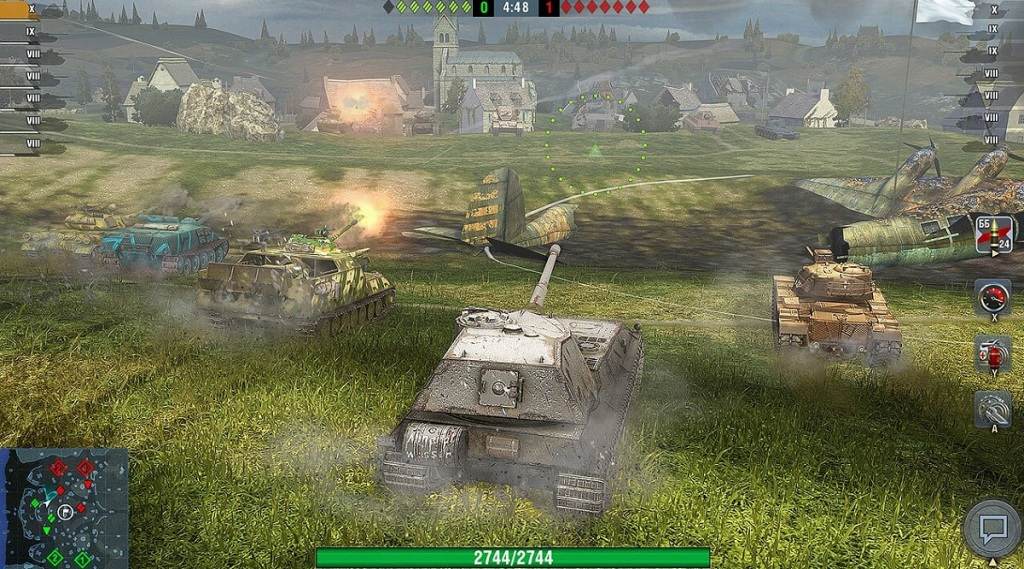 [world of tanks blitz]World of Tanks: Blitz arrives as crossplay free-to-play game on the Switch