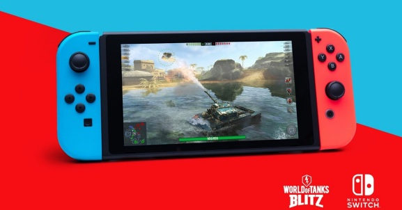 World of Tanks Blitz plays at 30 frames per second and 720p on the Switch handheld and 1080p on the TV.