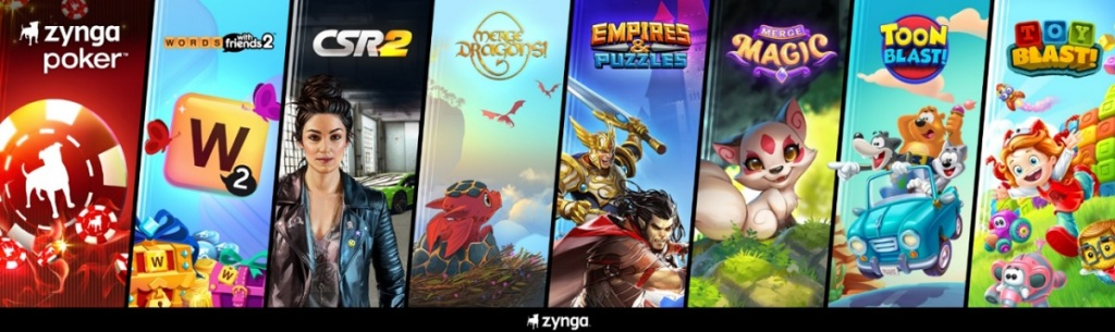 "Zynga's biggest games are its ""forever franchises."""