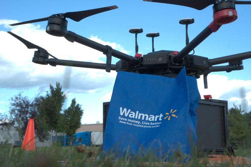 Flytrex Walmart pilot