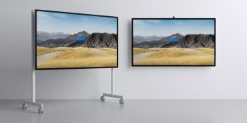 Microsoft details new Surface Hub 2S hardware and software upgrades
