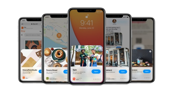 Apple's new App Clips feature