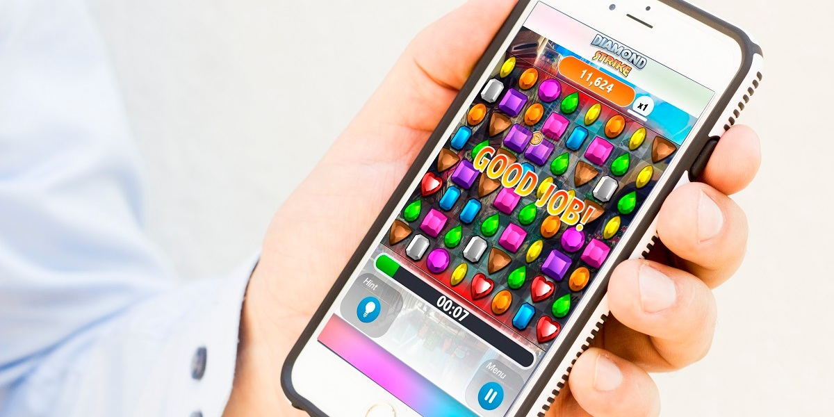 Skillz enables multiplayer competition on mobile games.