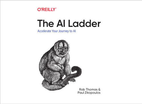 The AI Ladder: Accelerate your Journey to AI (FREE O'Reilly Book)