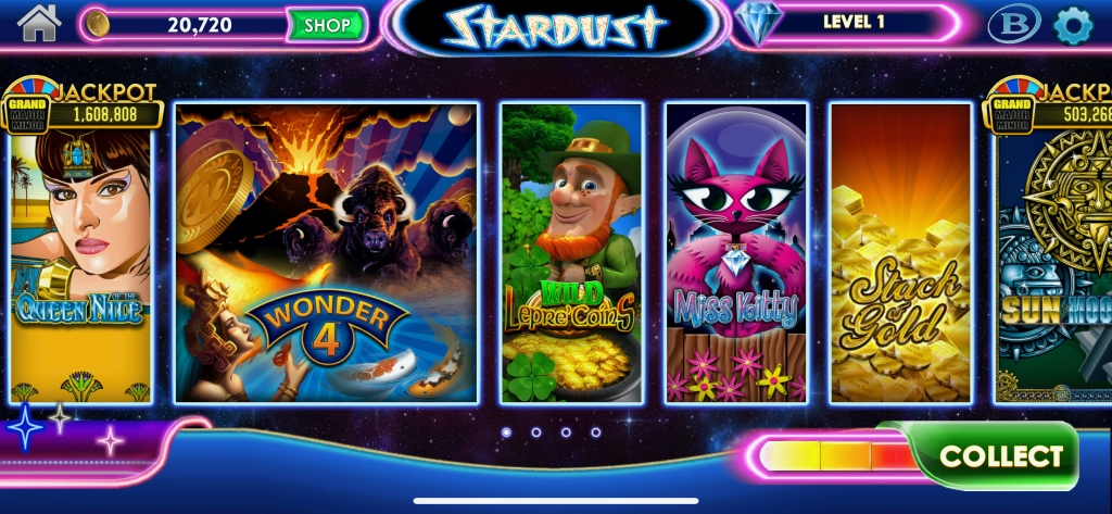 Stardust Social Casino is a bet on enticing players with Las Vegas history 5
