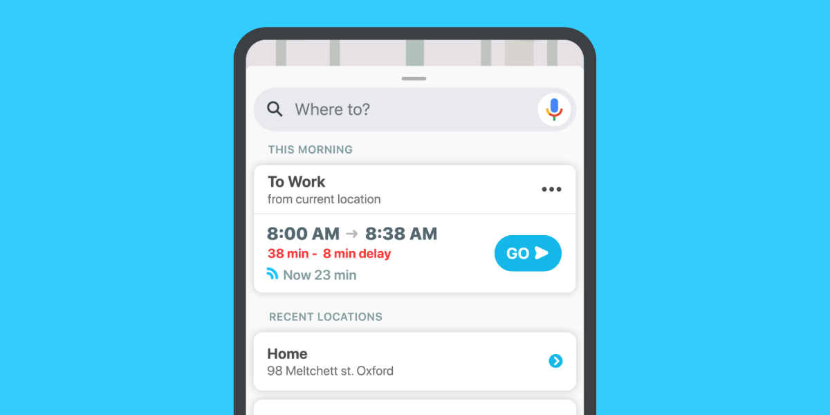 Waze: Trip suggestions are part of a host of new features coming to Waze