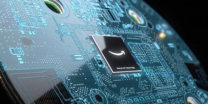 amazon alexa az1 neural edge processor