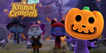 Animal Crossing: New Horizons is getting Halloween fun and reprinted Amiibo cards