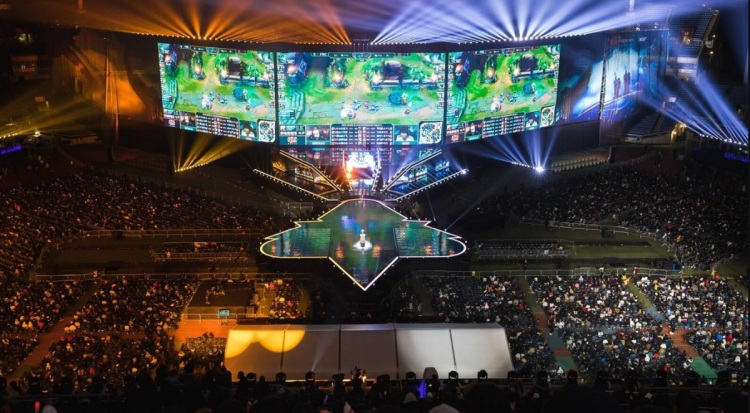 Bayes handles analytics for the esports industry.