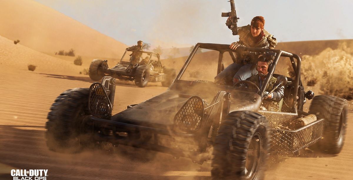 Call Of Duty Black Ops Cold War Multiplayer Will Be Frenetic Venturebeat