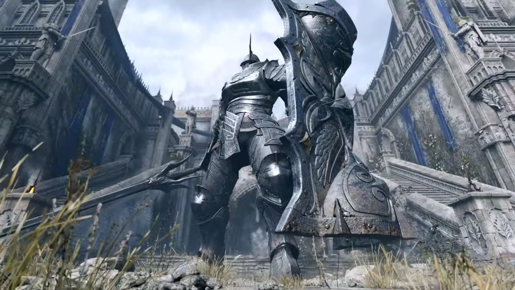 Demon's Souls looks pretty.