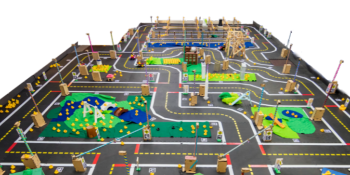 DuckieNet lets developers test autonomous vehicle systems using toy cars