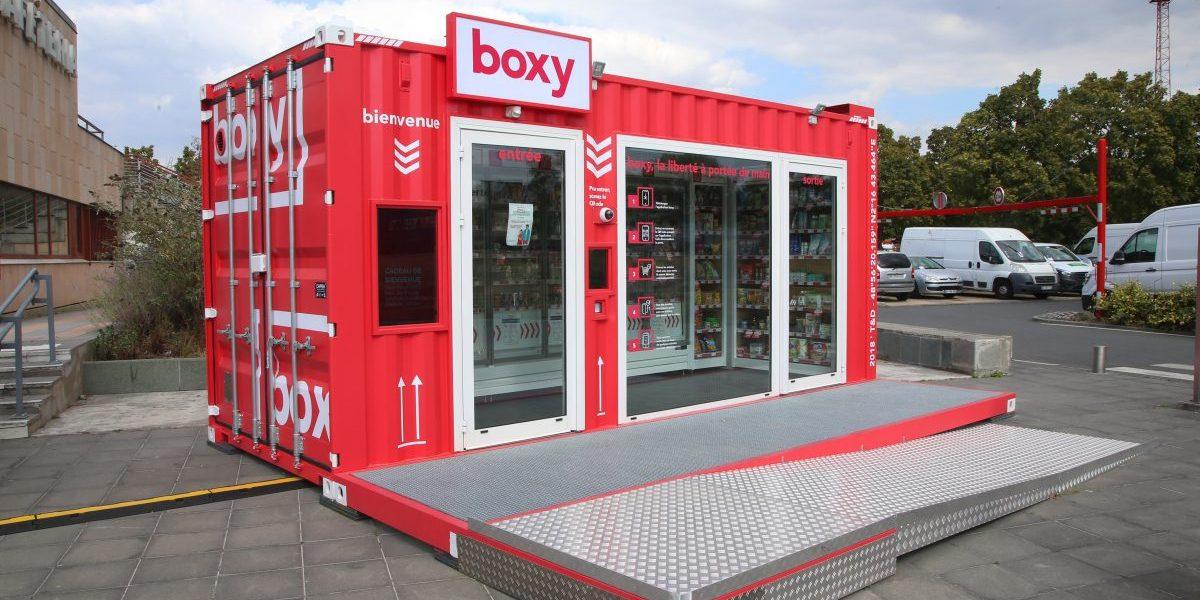 Storelift Boxy