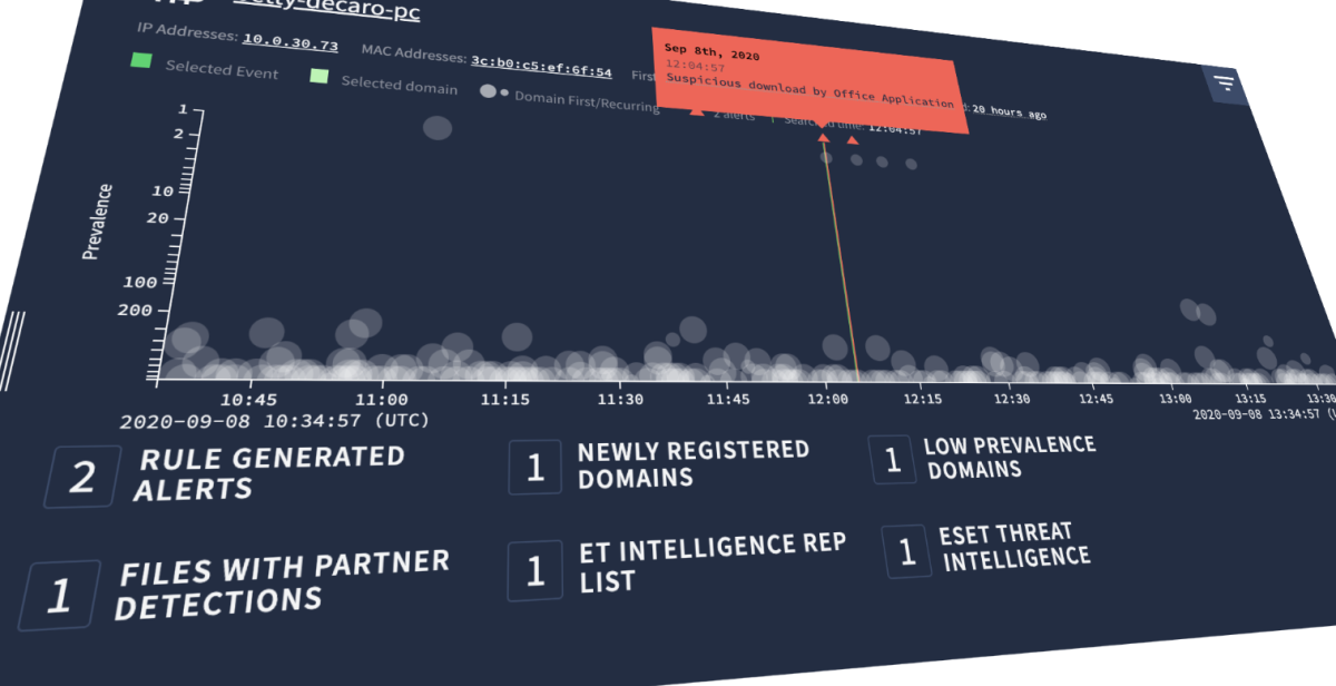 Google adds threat detection to Chronicle cybersecurity platform