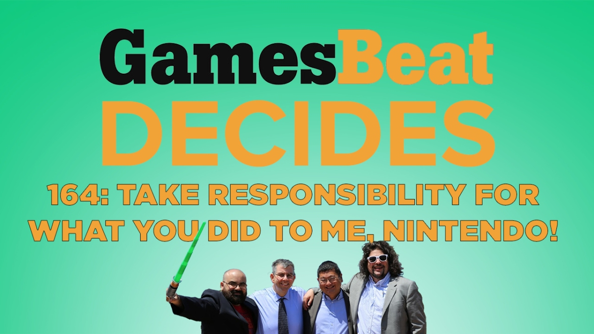 GamesBeat Decides 164: The PlayStation 5 Showcase and preorder mess - VentureBeat