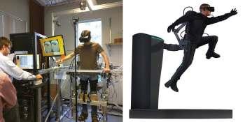 HaptX wins $1.5 million NSF grant to create full-body haptics for VR