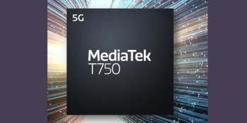MediaTek's T750 chipset will power 5G broadband modems and hotspots