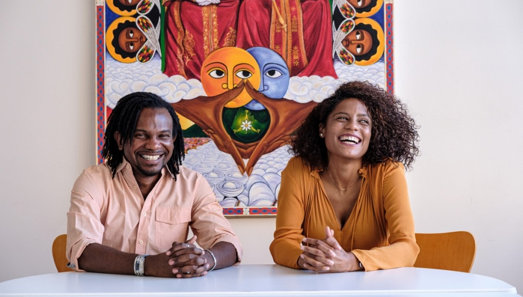 The leaders of the Oakland Black Business Fund: Trevor