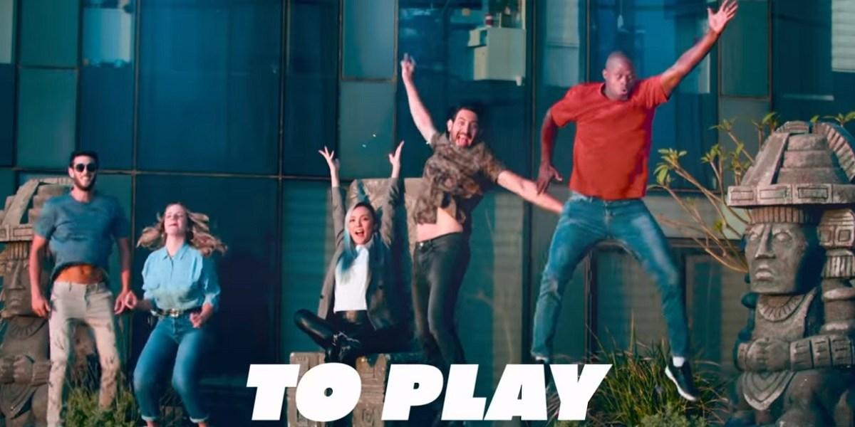 Playtika's new brand motto is infinite ways to play.