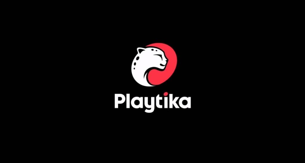 Playtika has a new logo.