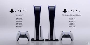 Sony sells 3.3M PS5s in September quarter and 13.4M to date