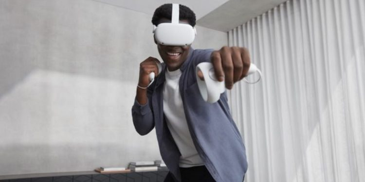 The Oculus Quest 2 will debut on October 13.