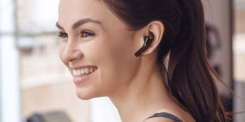 Go wireless without losing audio quality with the TREBLAB X5 earbuds