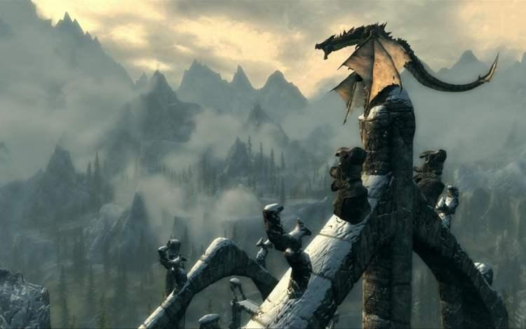 """Xbox,"" said the dragon."