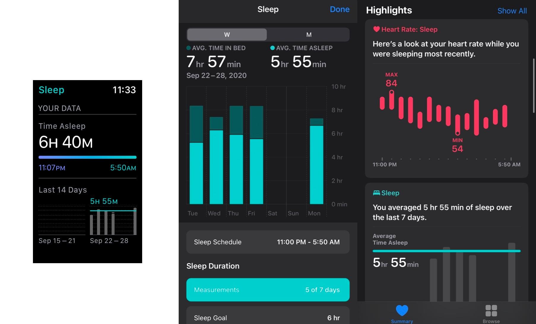 best free apple watch sleep tracker