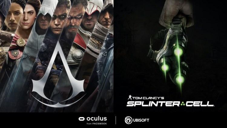 Ubisoft is making big plays on VR.