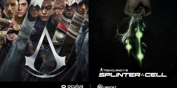 Ubisoft announces Splinter Cell and Assassin's Creed for Oculus VR