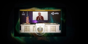 Unity's stock rises 32% in first-day trading to $18.1 billion value