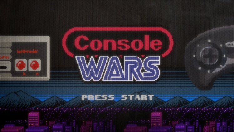 Console Wars.