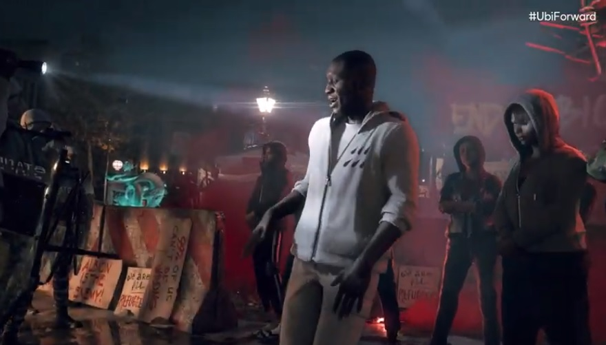 Stormzy makes an appearance in Watch Dogs: Legion.