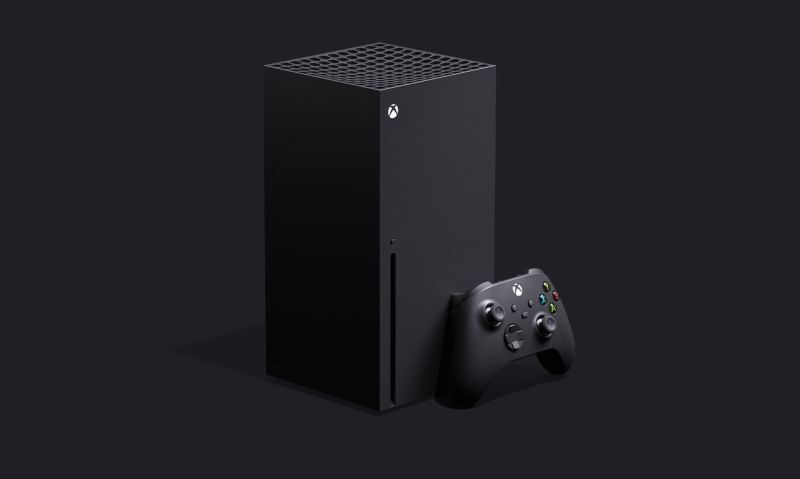 We went hands-on with the Xbox Series X.