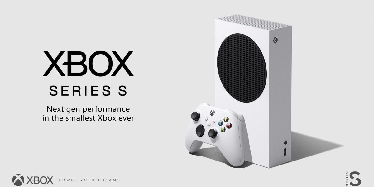 Xbox Series S.