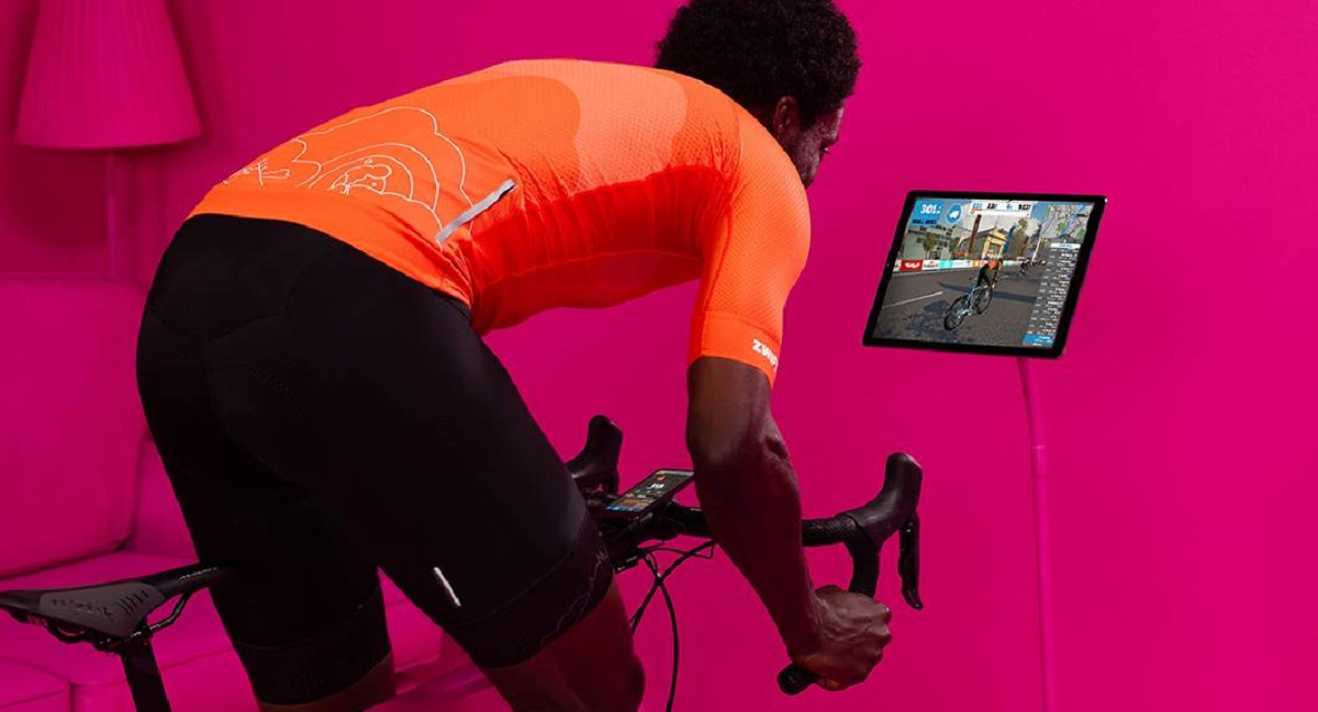 photo of Zwift raises $450 million for gamified fitness to cycle past Peloton image