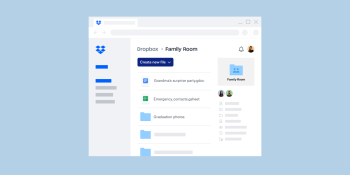 Dropbox launches $17 per month family plan to grow cloud storage consumer base