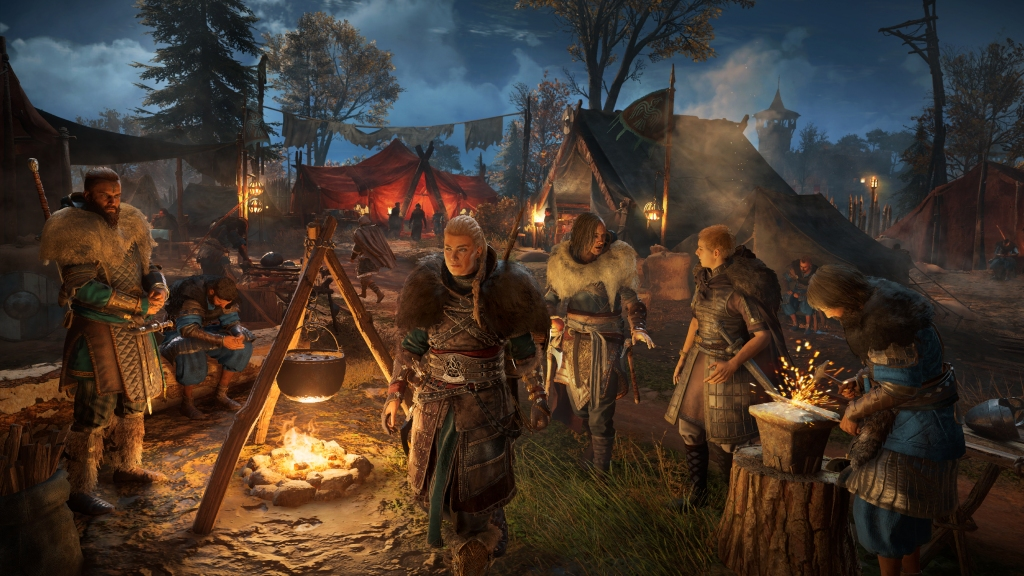 Assassin's Creed: Valhalla preview -- An England worth exploring 4