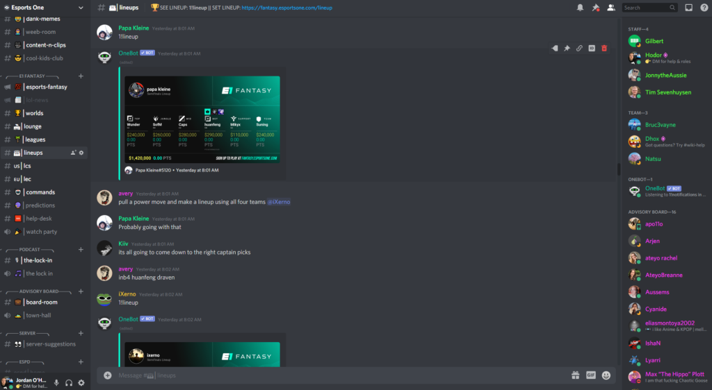 Discord could be the next esports ecosystem 4