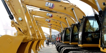 Caterpillar looks to mining, construction, and space automation as traditional equipment sales decline