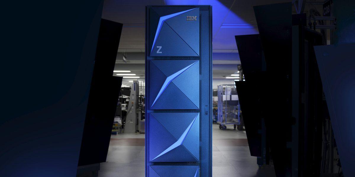 IBM z15 enables cloud native services