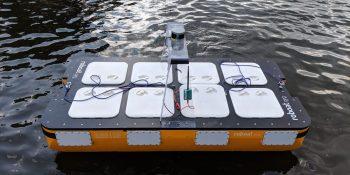 MIT CSAIL's Roboat II is an autonomous platform large enough to carry human passengers