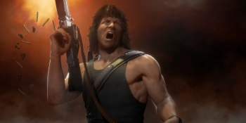 Mortal Kombat 11 gets its first next-gen blood November 17 with Rambo