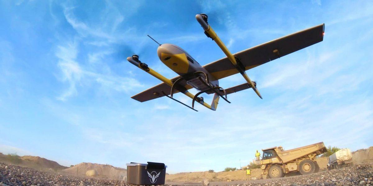 Volansi' Voly C10 autonomous drone